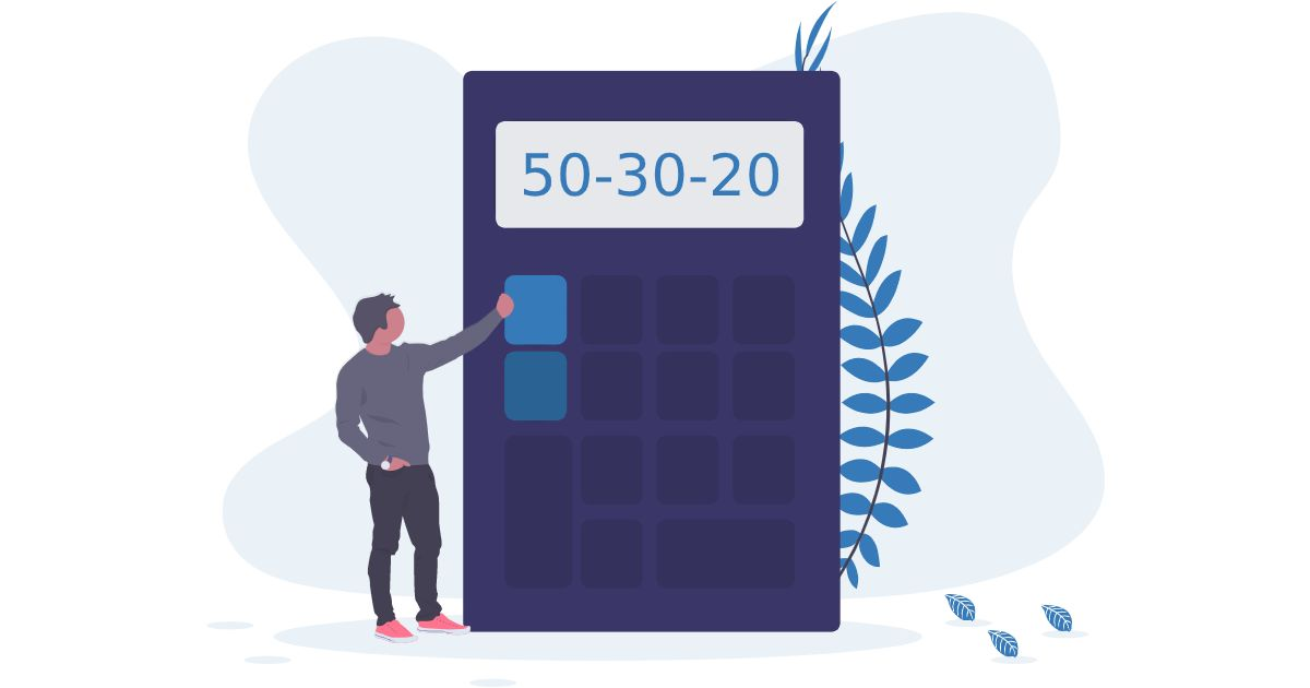 50-30-20 Calculator