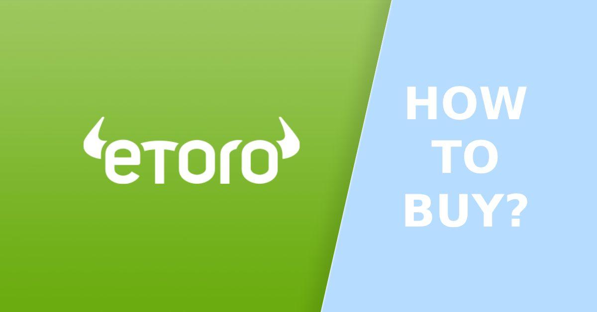 Etoro - how to buy