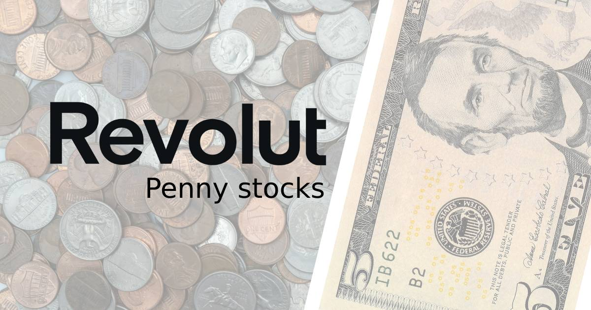 Revolut penny stocks